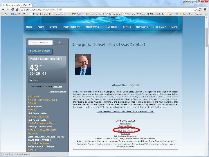 George r hensel essay contest cheap descriptive essay editor website us