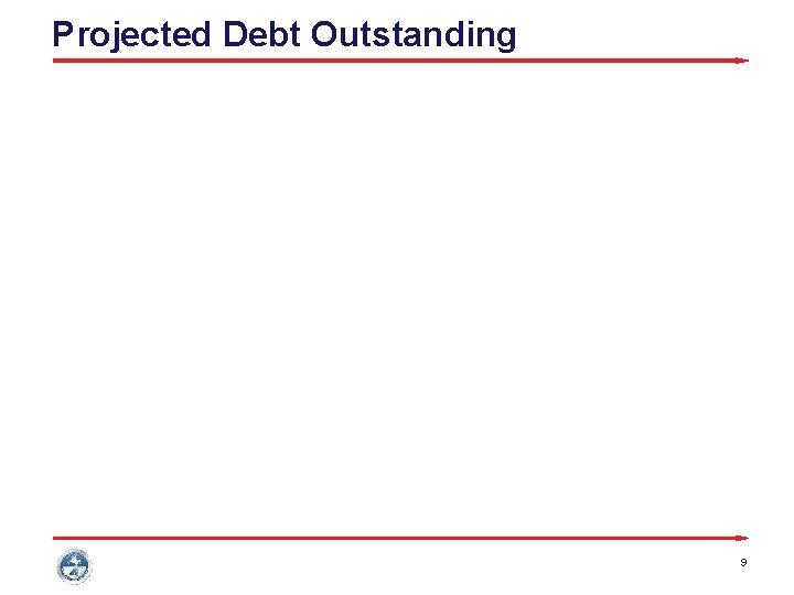 Projected Debt Outstanding 9