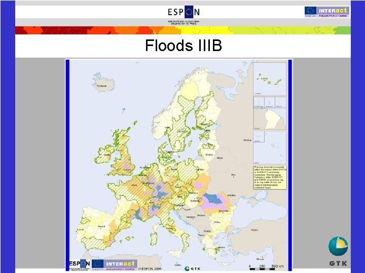 Floods IIIB