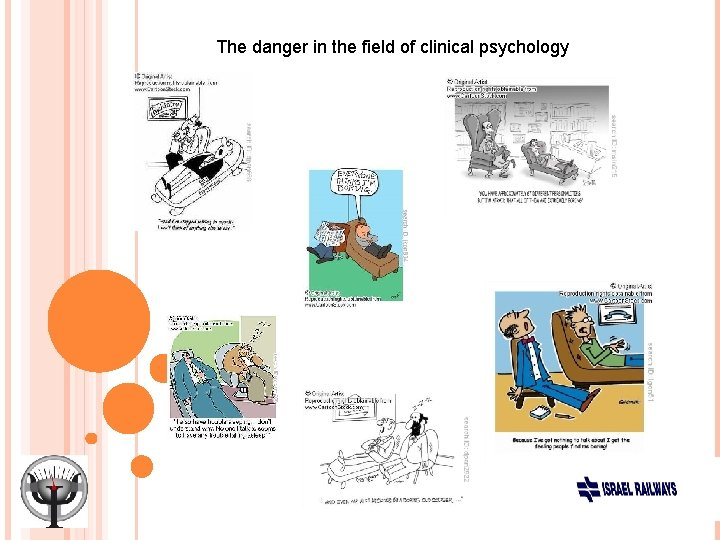 The danger in the field of clinical psychology