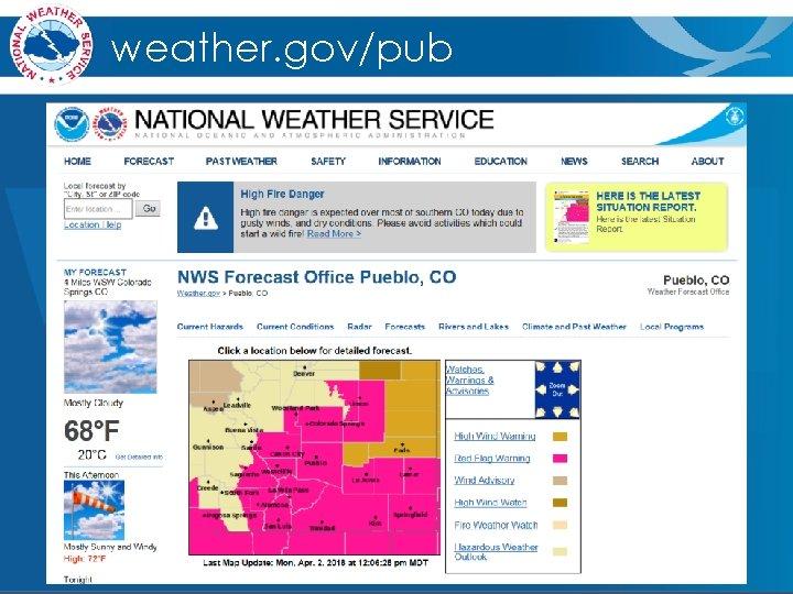 weather. gov/pub