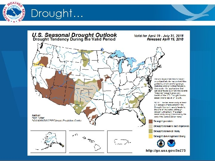 Drought…