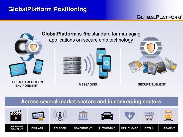Global. Platform Positioning 5