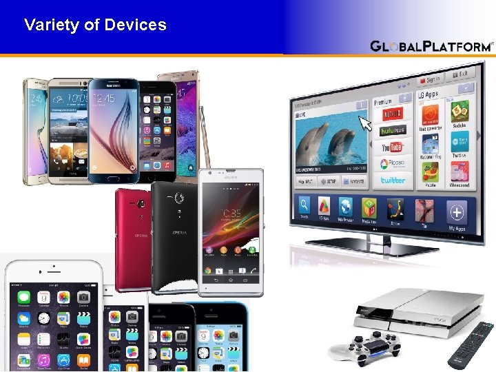 Variety of Devices 6