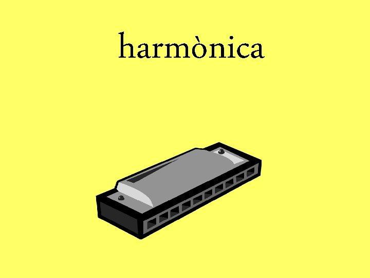 harmònica