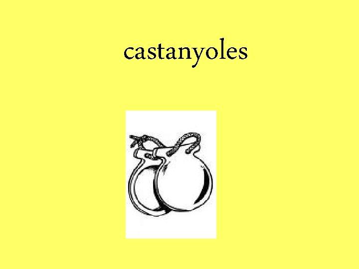 castanyoles
