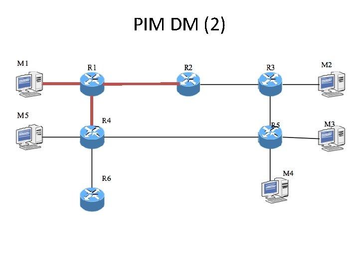 PIM DM (2)