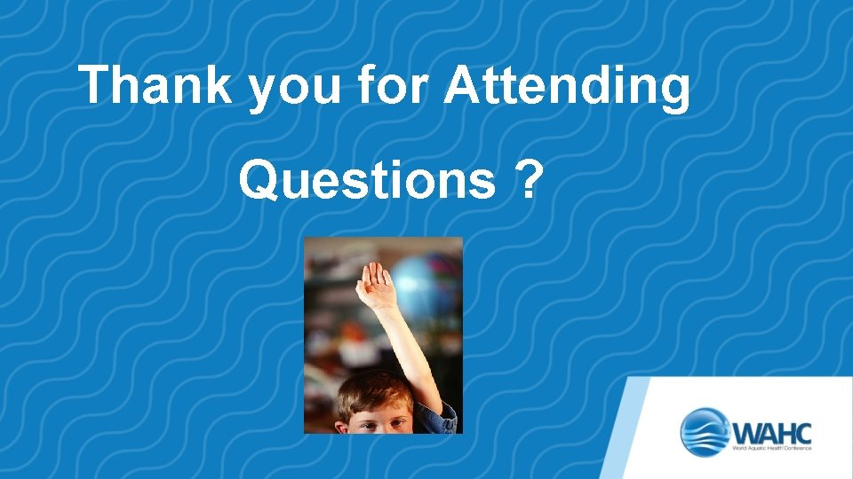 Thank you for Attending Questions ?