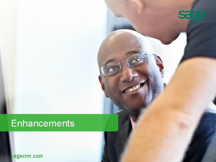 Enhancements sagecrm. com