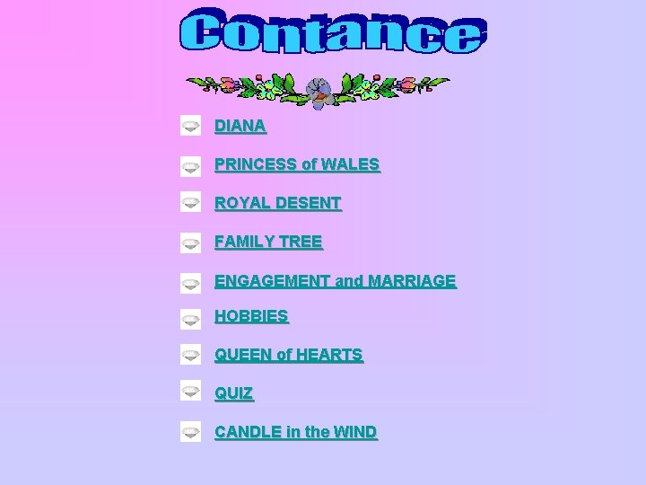 DIANA PRINCESS of WALES ROYAL DESENT FAMILY TREE ENGAGEMENT and MARRIAGE HOBBIES QUEEN of