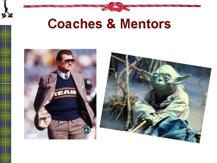 Coaches & Mentors