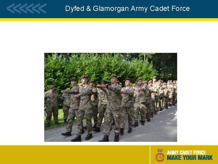Dyfed & Glamorgan Army Cadet Force
