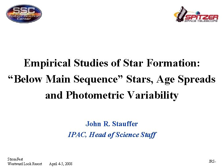 """Empirical Studies of Star Formation: """"Below Main Sequence"""" Stars, Age Spreads and Photometric Variability"""