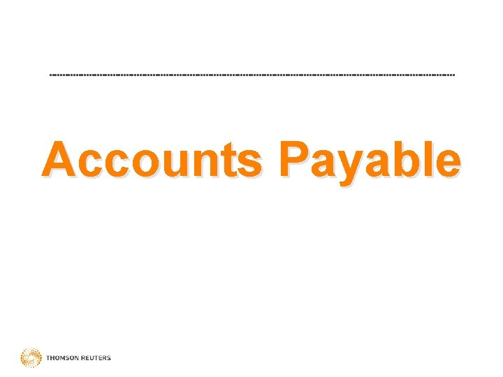 Accounts Payable 31