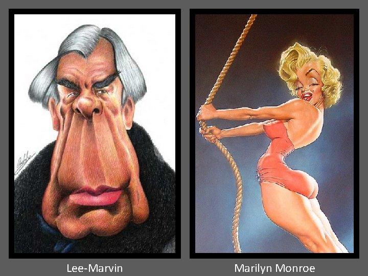 Lee-Marvin Marilyn Monroe