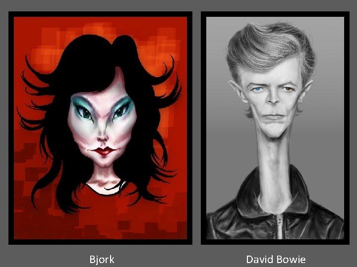 Bjork David Bowie