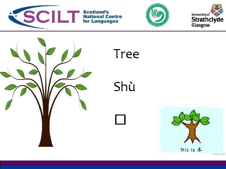 Tree Shù �
