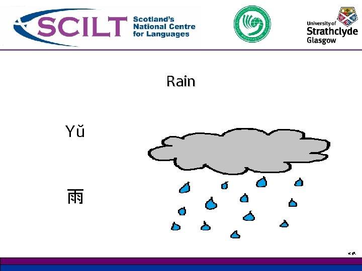 Rain Yŭ 雨