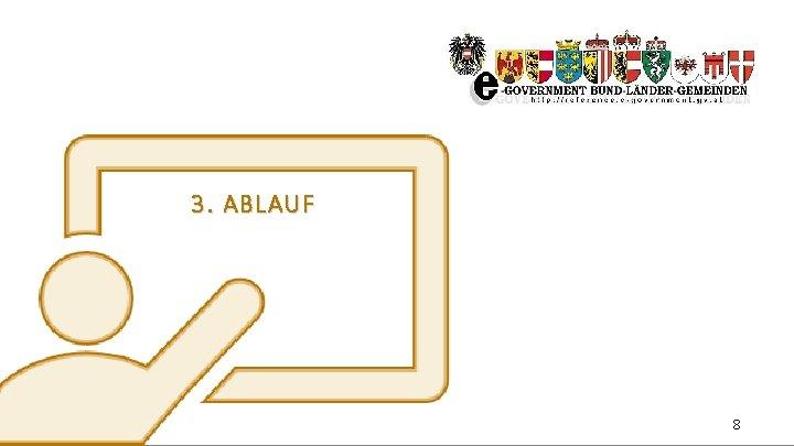 3. ABLAUF 8