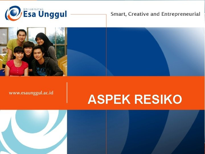 ASPEK RESIKO