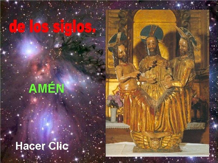 AMÉN Hacer Clic