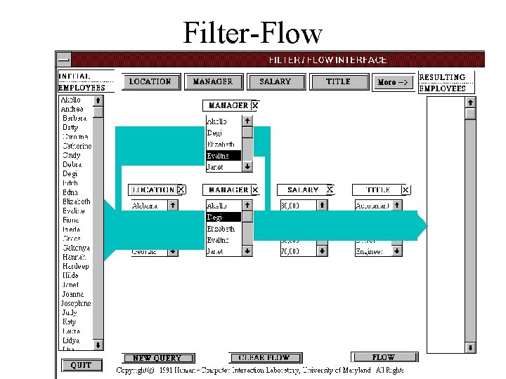 Filter-Flow