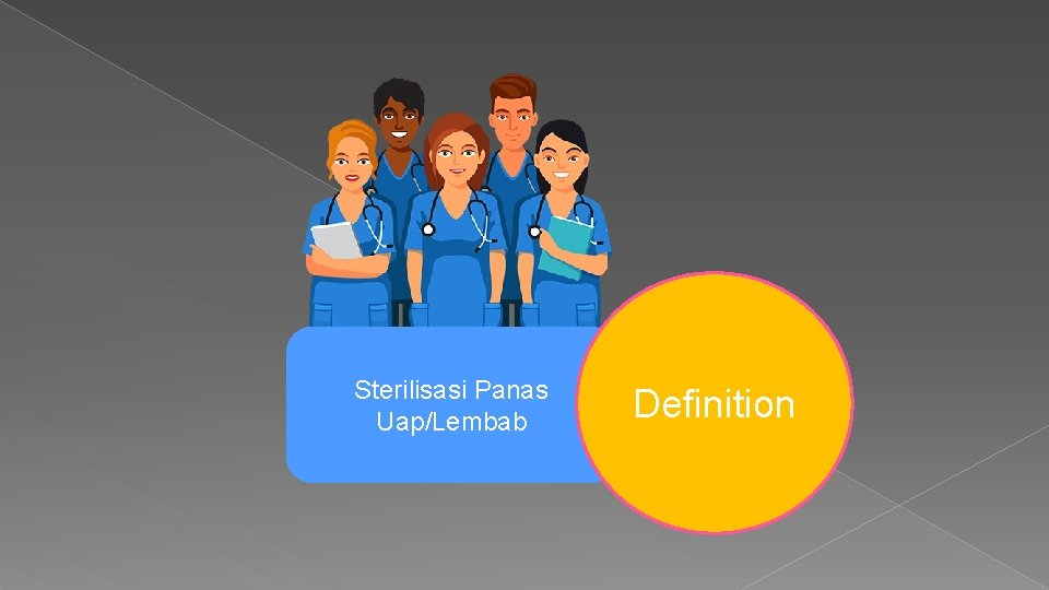 Sterilisasi Panas Uap/Lembab Definition