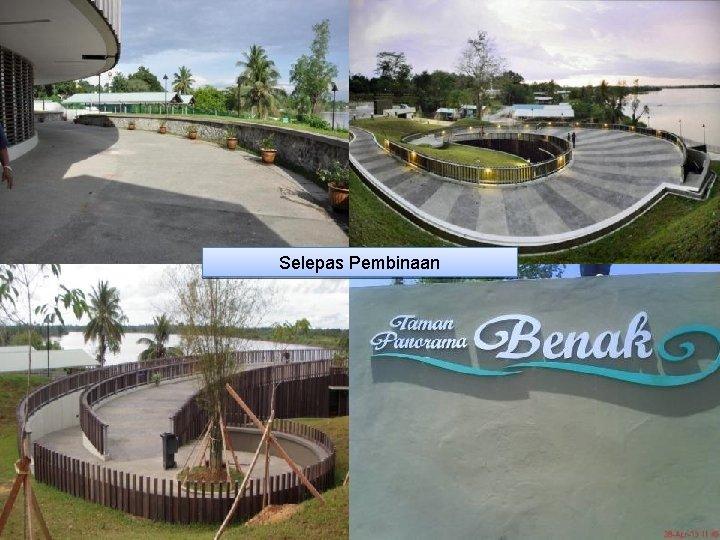 Selepas Pembinaan Jabatan Pengairan dan Saliran Sarawak