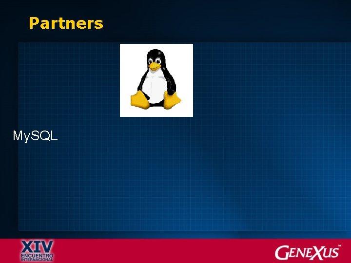 Partners My. SQL