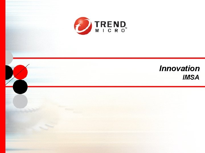 Innovation IMSA