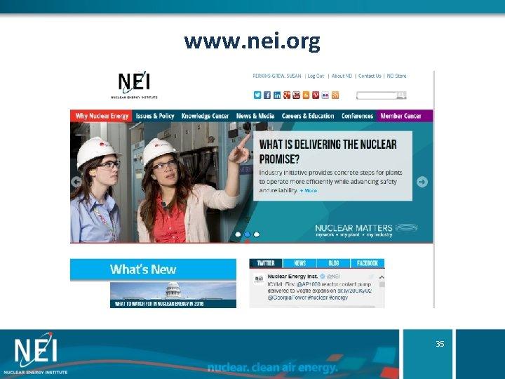 www. nei. org 35