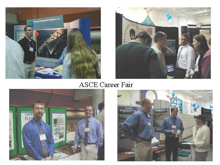 ASCE Career Fair