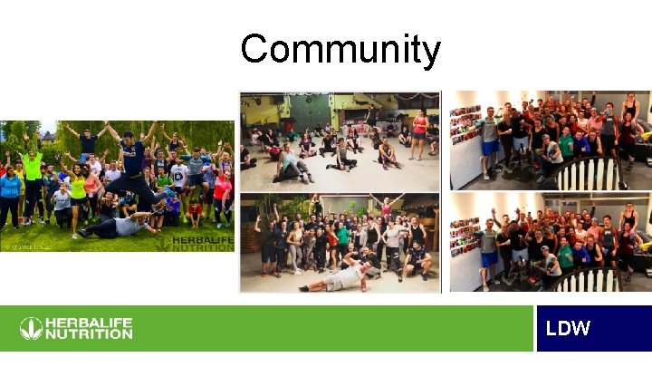 Community LDW