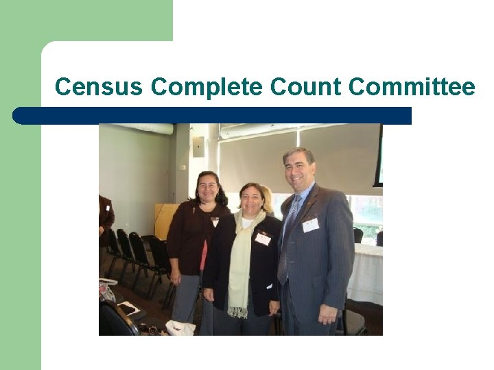 Census Complete Count Committee