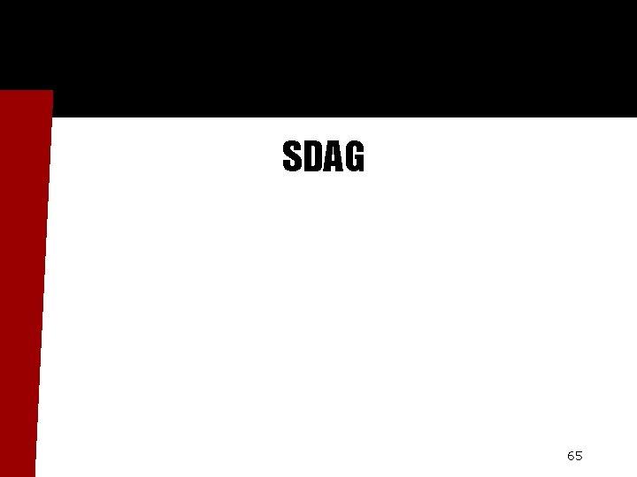 SDAG 65