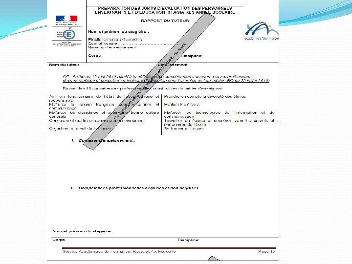 Inspection Pédagogique d'Espagnol Académie d'Aix-Marseille