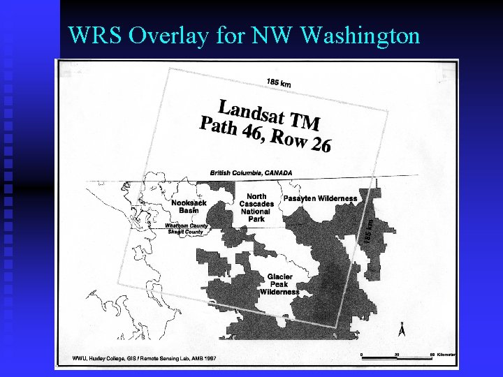 WRS Overlay for NW Washington