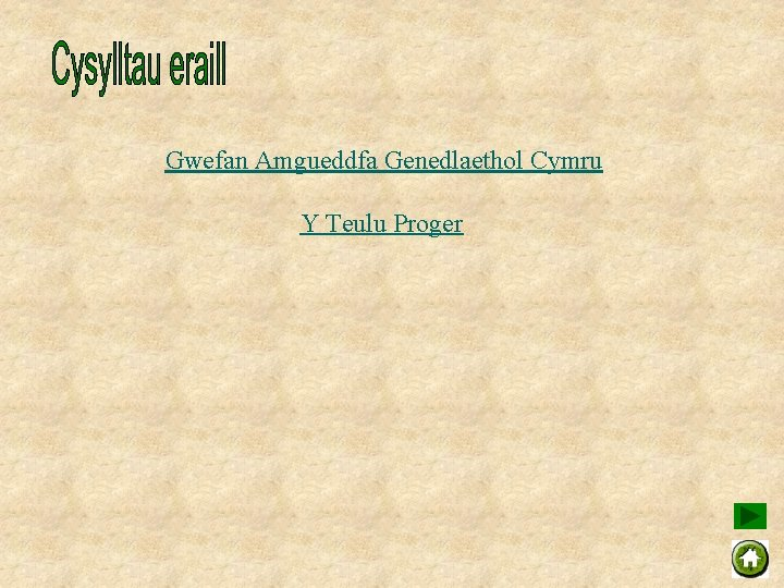 Gwefan Amgueddfa Genedlaethol Cymru Y Teulu Proger