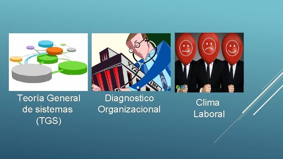 Teoría General de sistemas (TGS) Diagnostico Organizacional Clima Laboral