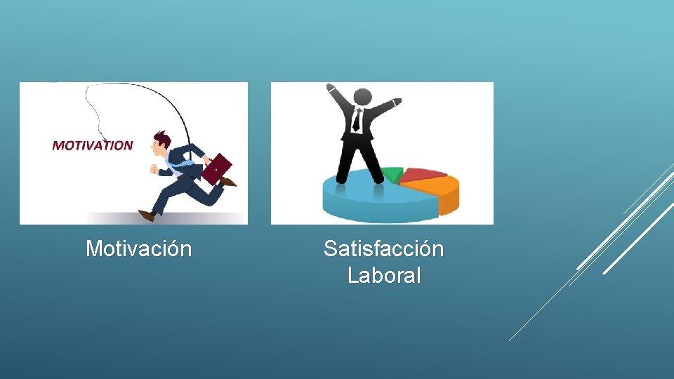 Motivación Satisfacción Laboral