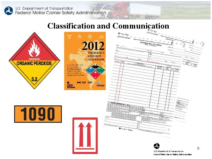 Classification and Communication 9