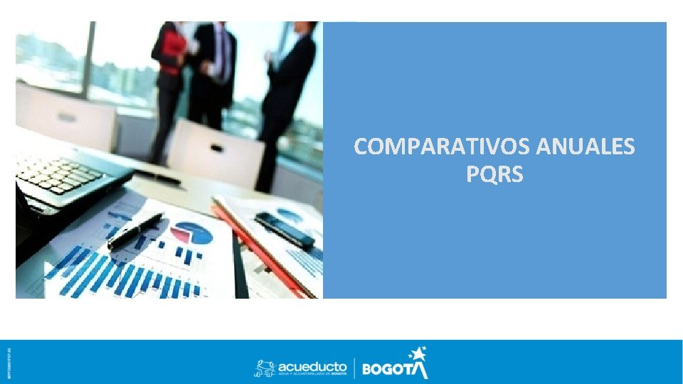 COMPARATIVOS ANUALES PQRS