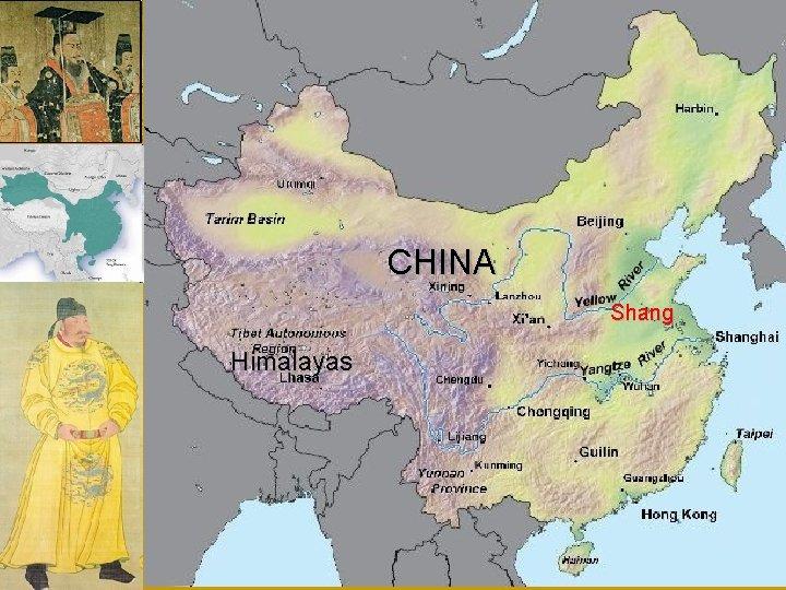 CHINA Shang Himalayas