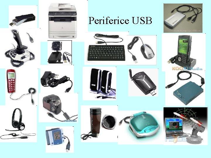 Periferice USB