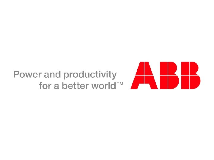 © ABB Group 12 March 2021   Slide 8