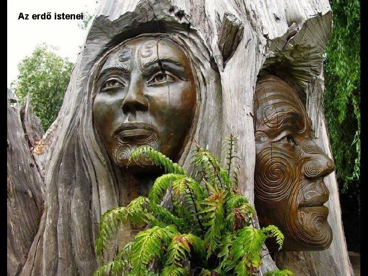 Az erdő istenei