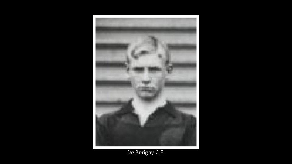 De Berigny C. E.
