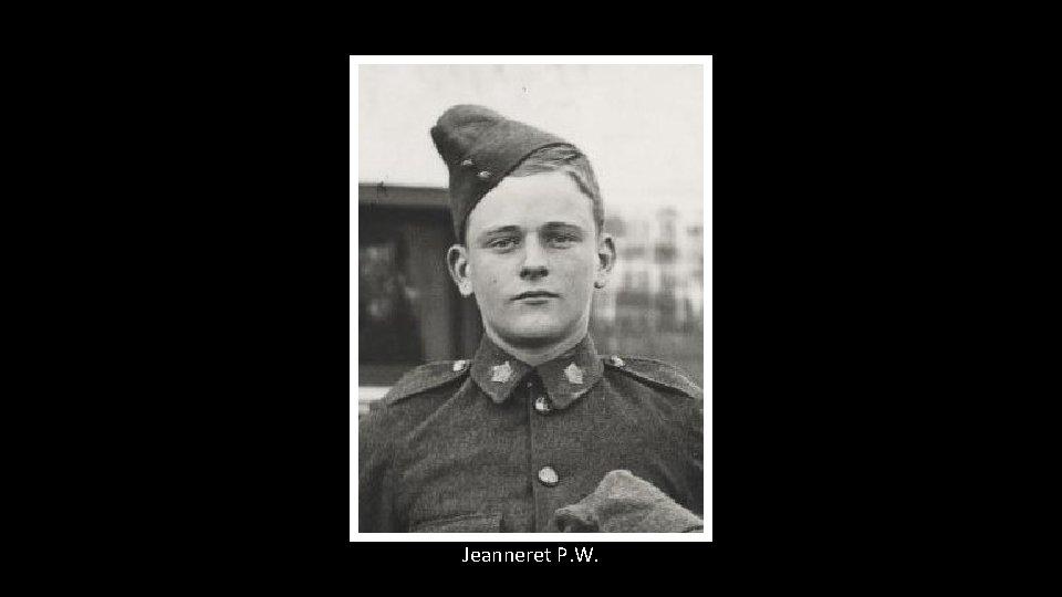 Jeanneret P. W.