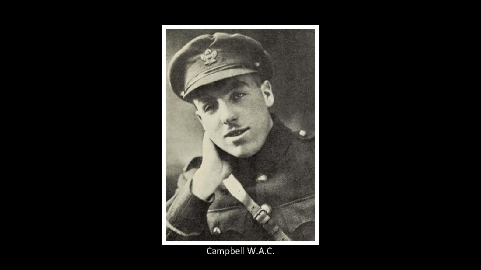 Campbell W. A. C.