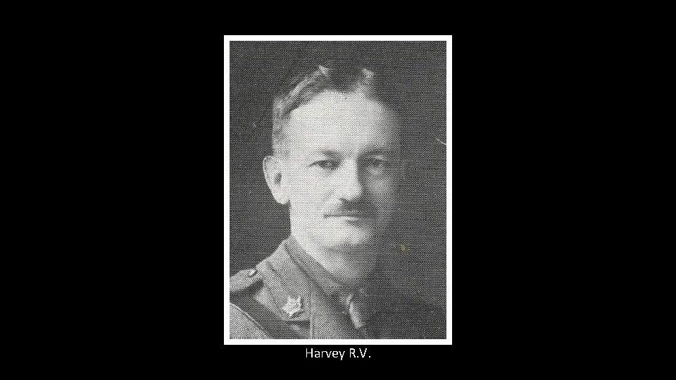 Harvey R. V.